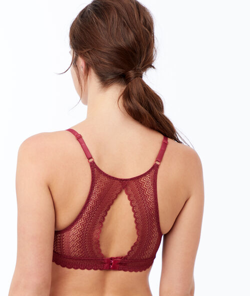 Bra No. 4 - Microfiber classic padded bra