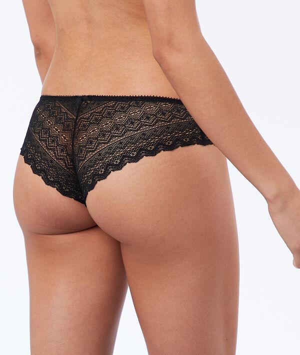 Lace shorts;${refinementColor}