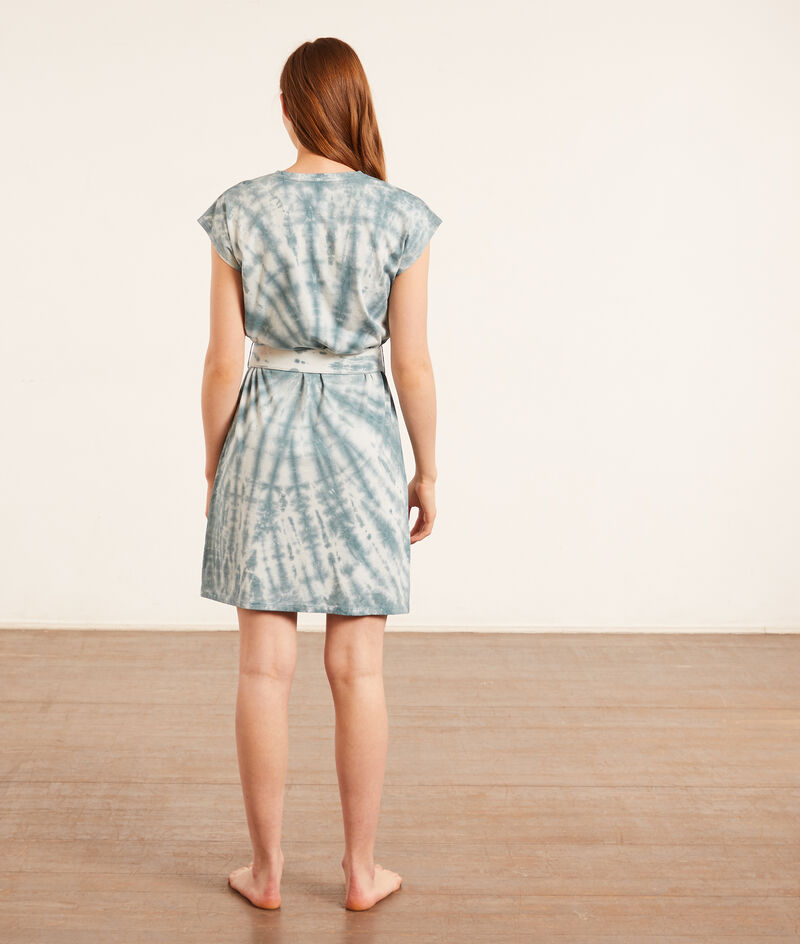Tie and Dye nightgown ;${refinementColor}