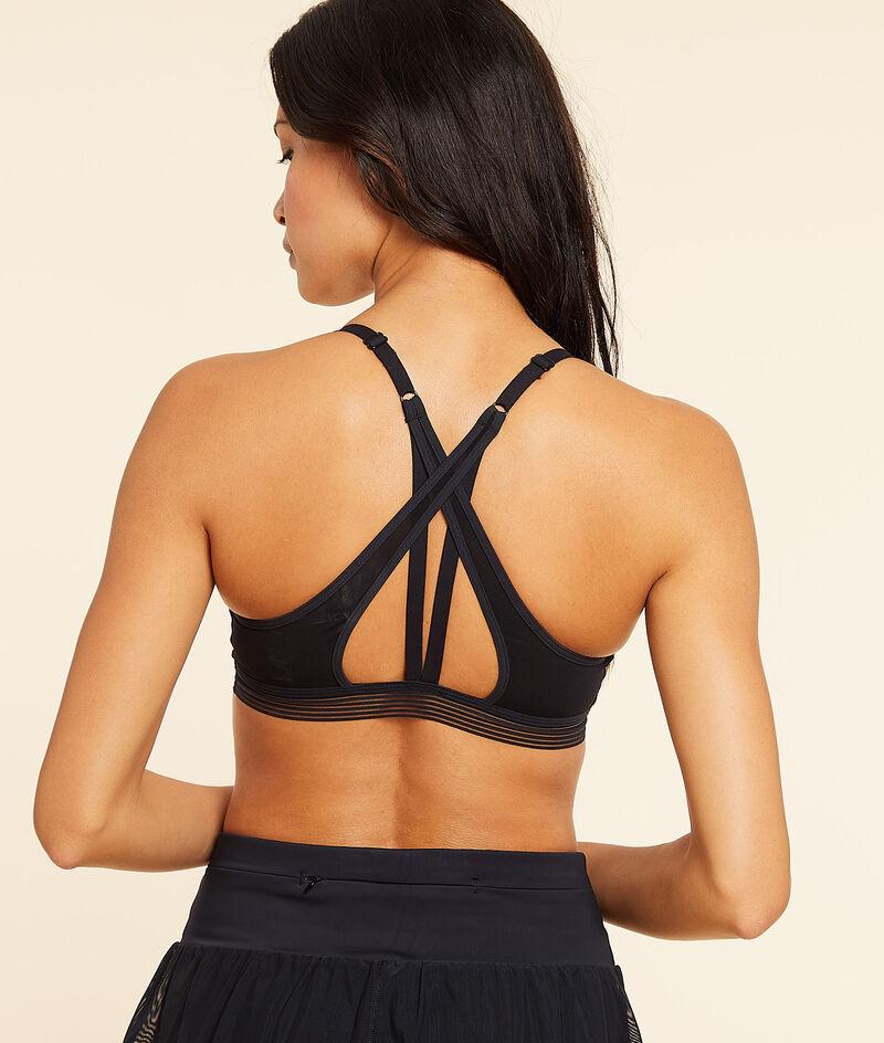 Training bra - medium support;${refinementColor}