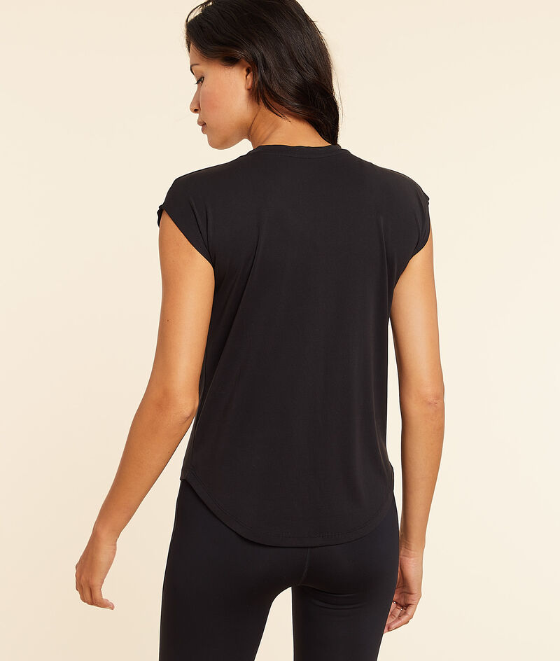 'run' short-sleeved t-shirt;${refinementColor}