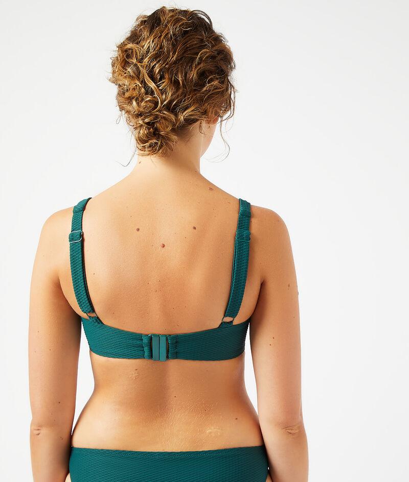 Post-mastectomy bikini top;${refinementColor}
