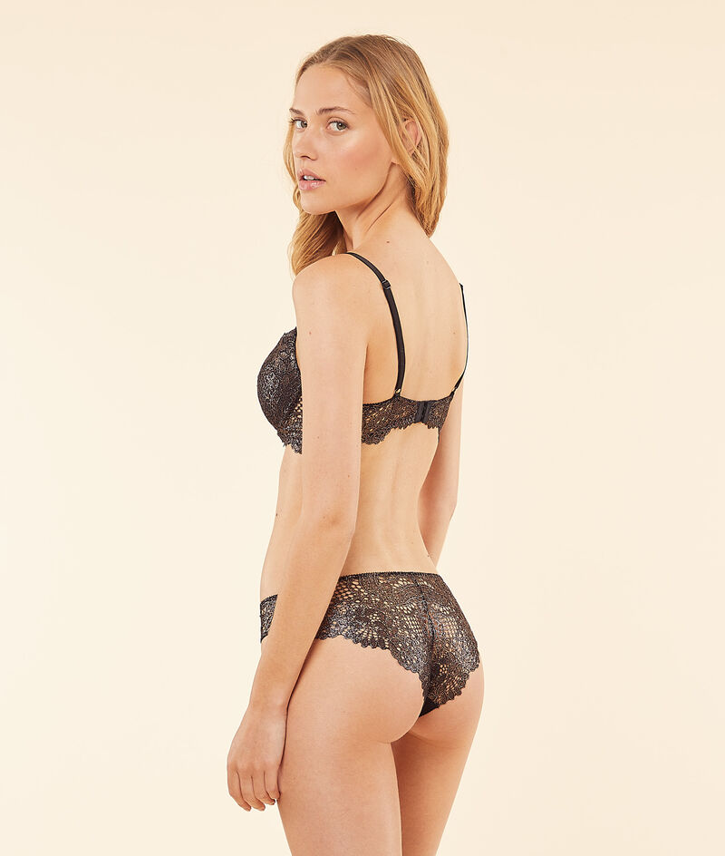 Bra no. 5 - push-up for a rounded shape ;${refinementColor}