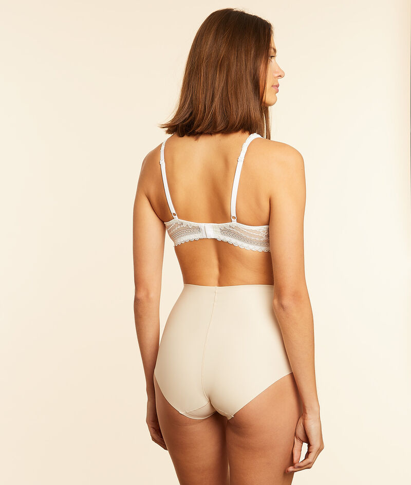 High waist panties - Strong support ;${refinementColor}