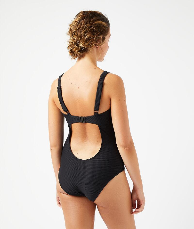 One-piece post-mastectomy swimsuit;${refinementColor}