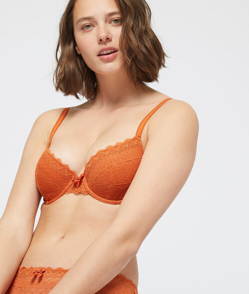 Bra n°4 - lace light padded bra