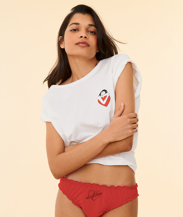 """Self love"" tattoo t-shirt;${refinementColor}"