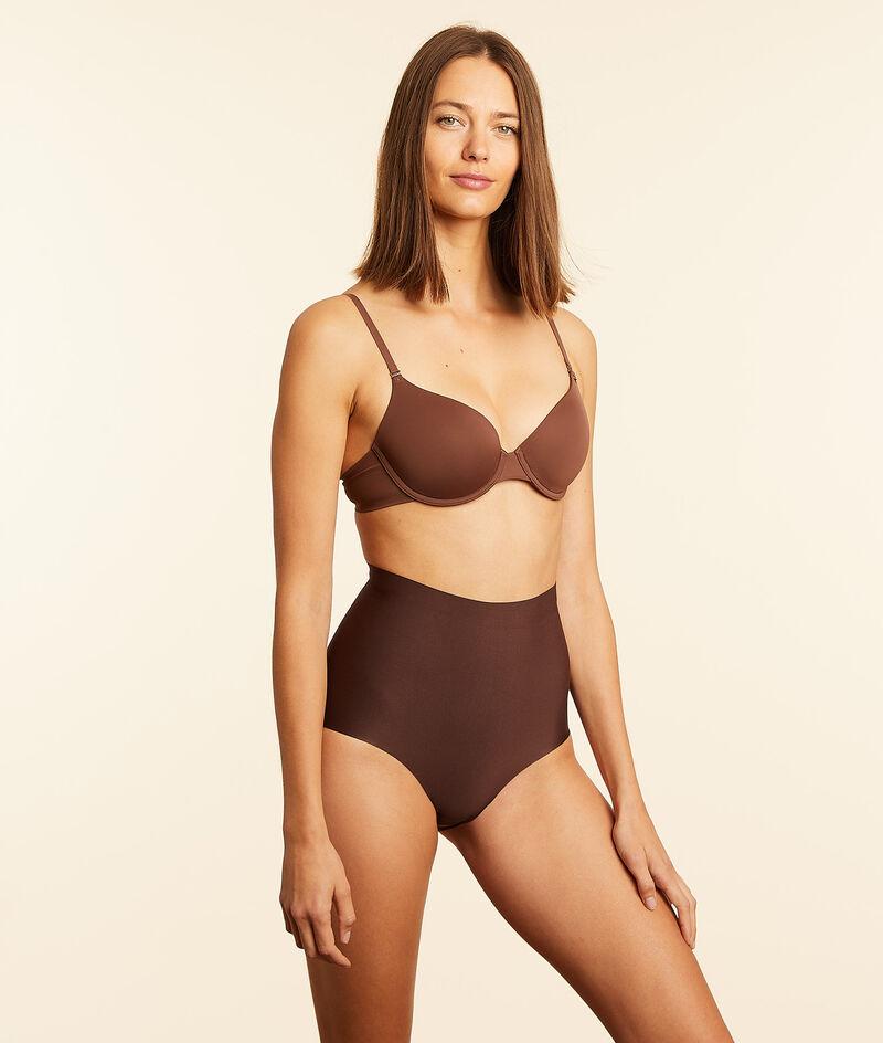 High waist bikini brief - Strong support ;${refinementColor}
