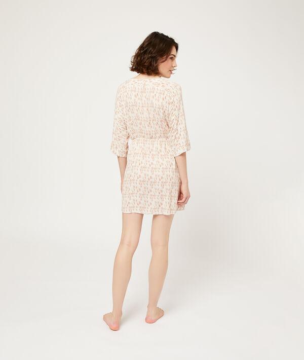 Pompom nightshirt;${refinementColor}