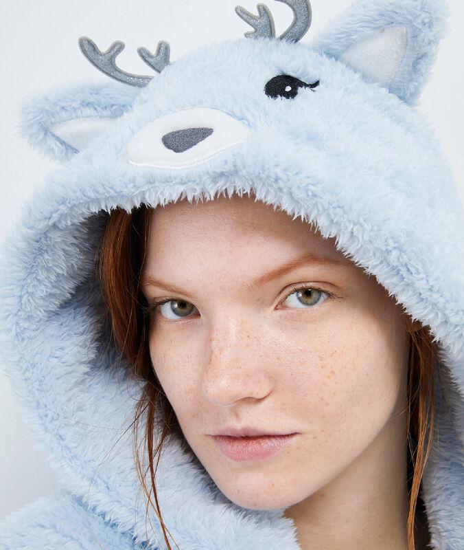 Onesie reindeer bleu.