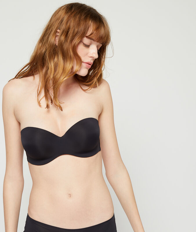 50 positions c cup bandeau black.