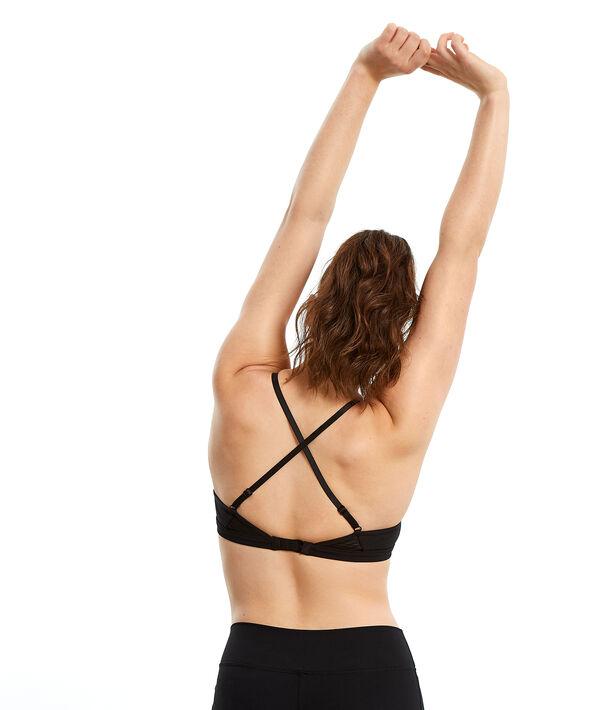 Yoga bra - medium support;${refinementColor}