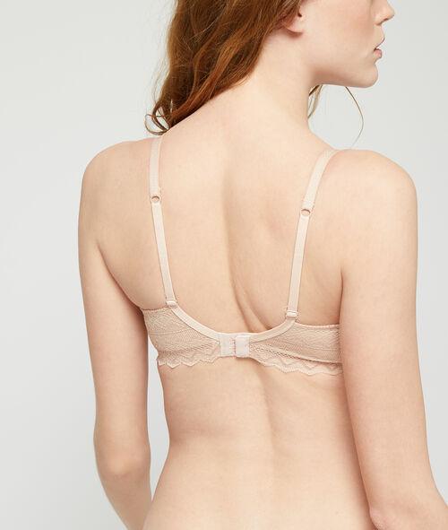Bra No. 4 - Lace padded bra
