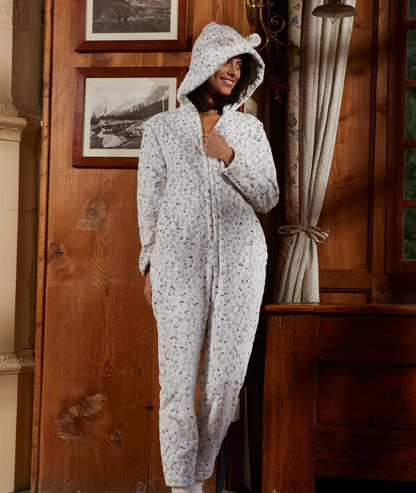 Snow panther jumpsuit
