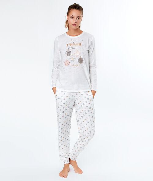 3 pieces pyjama