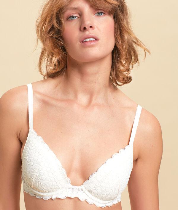 Bra n°2 - push-up plunge bra ;${refinementColor}