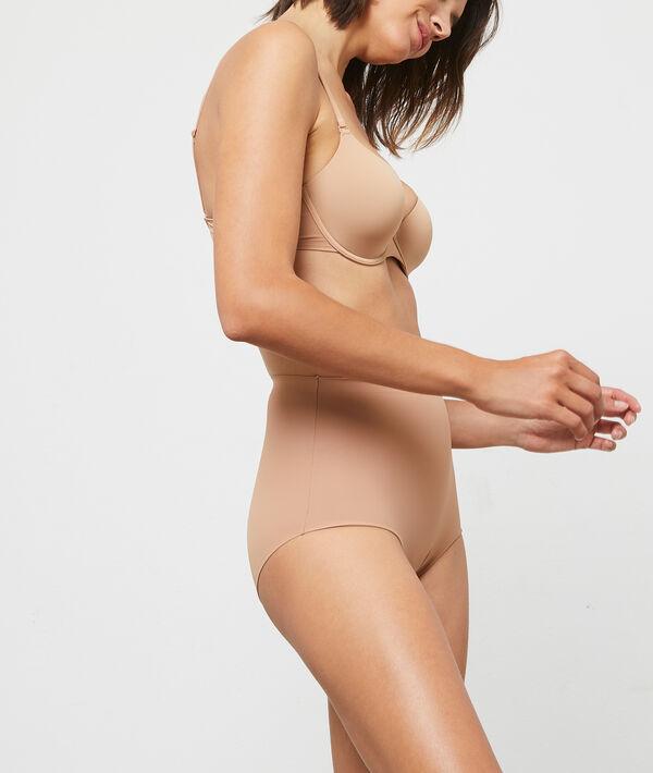 High waist briefs - level 3 : figure shaping;${refinementColor}
