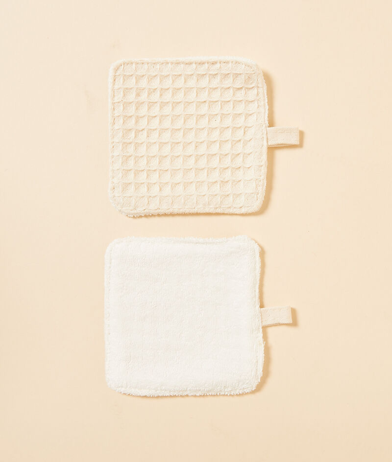 Set of washable make-up removal pads ;${refinementColor}