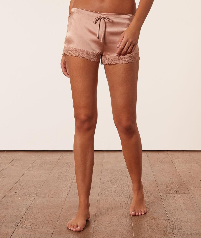 Silk shorts;${refinementColor}