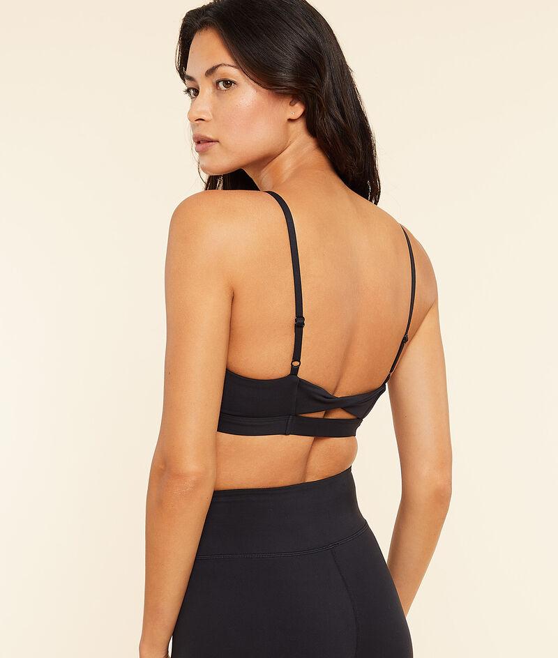 Yoga bra - Medium support ;${refinementColor}