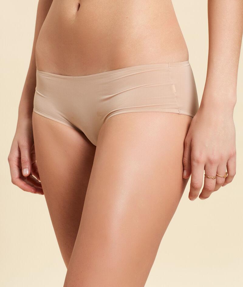 Microfiber shorts;${refinementColor}