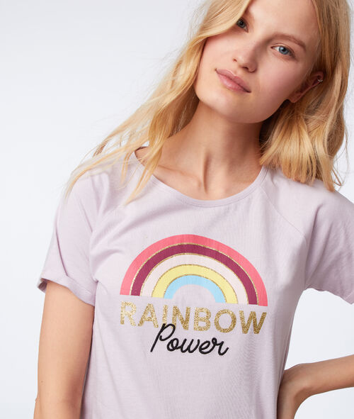 rainbow power' nightshirt