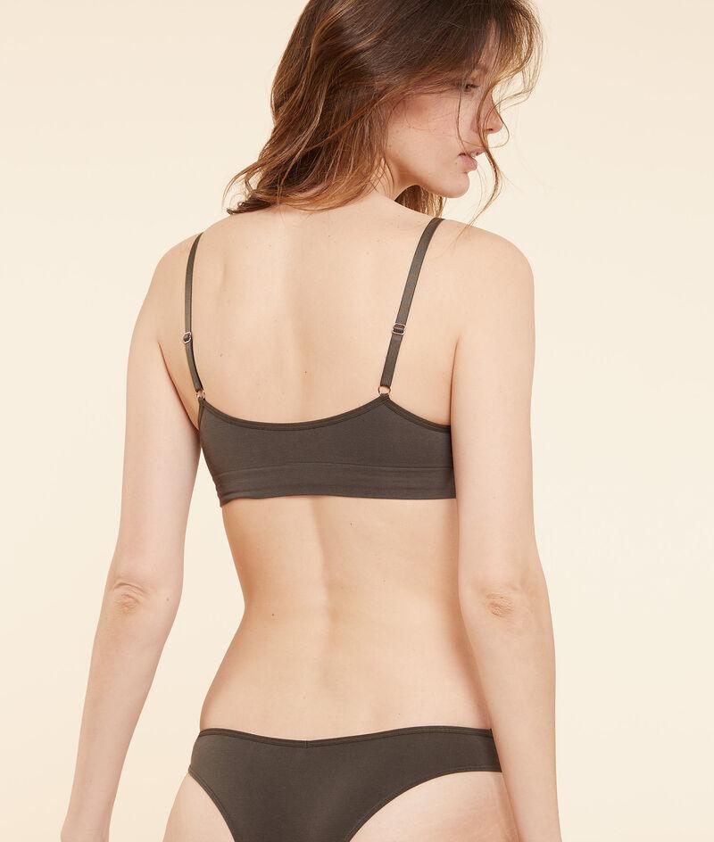 Ultra-comfortable cotton bra;${refinementColor}