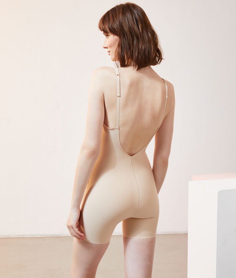 Sculpting playsuit - strong support;${refinementColor}