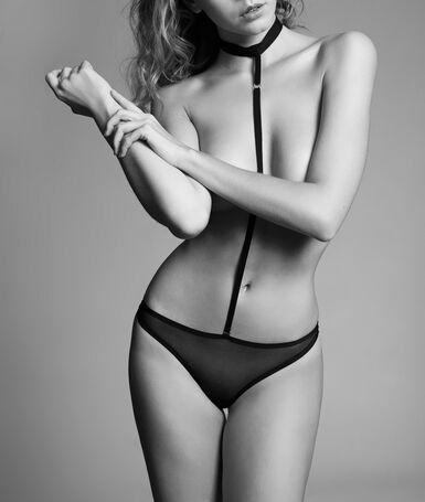 Sexy mesh - body noir.