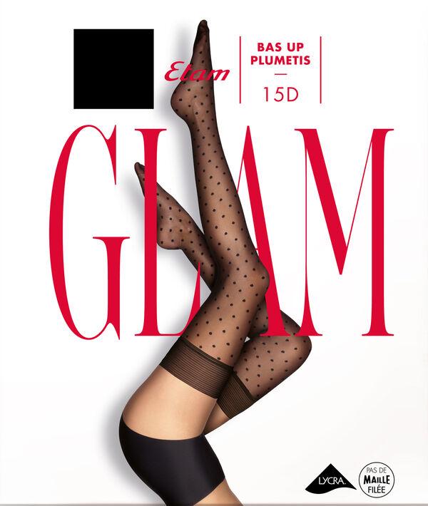 Plumetis stocking;${refinementColor}