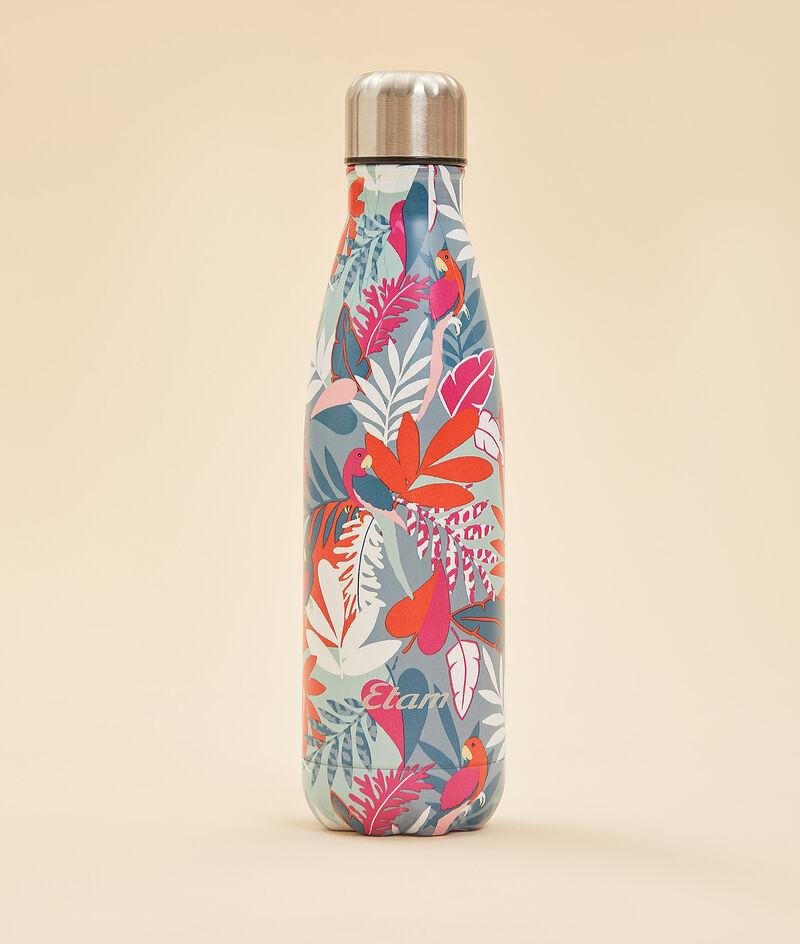 Printed metal water-bottle ;${refinementColor}