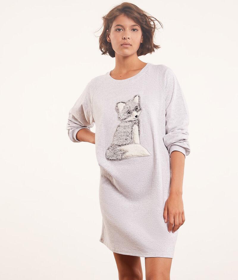 Print nightshirt ;${refinementColor}