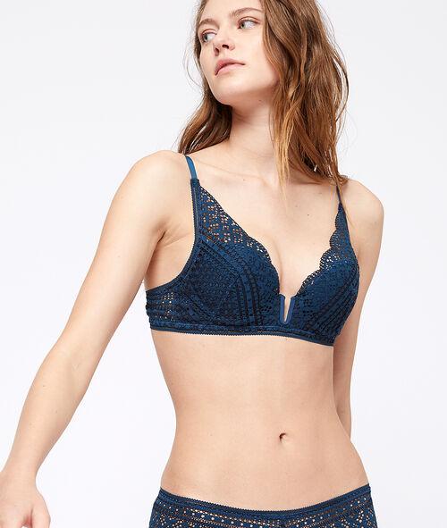 Bra n°3 - lace push-up bra