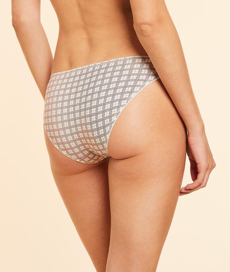 Set of 4 panties ;${refinementColor}