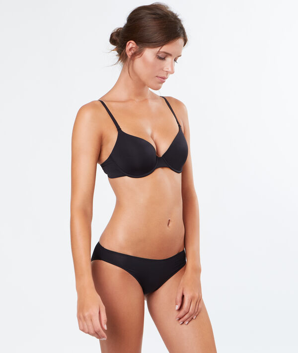 Micro padded demi-cup