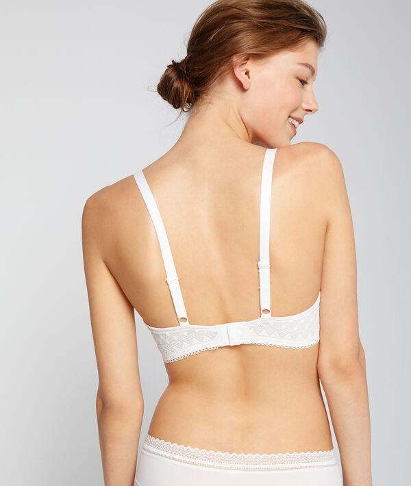 Bra n°4 - micro lace lightly padded bra;${refinementColor}