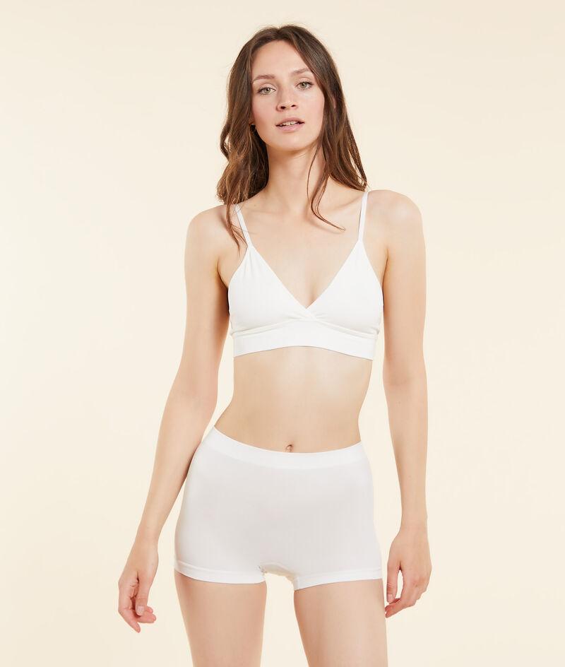 Cotton boyleg shorts with optimal comfort;${refinementColor}