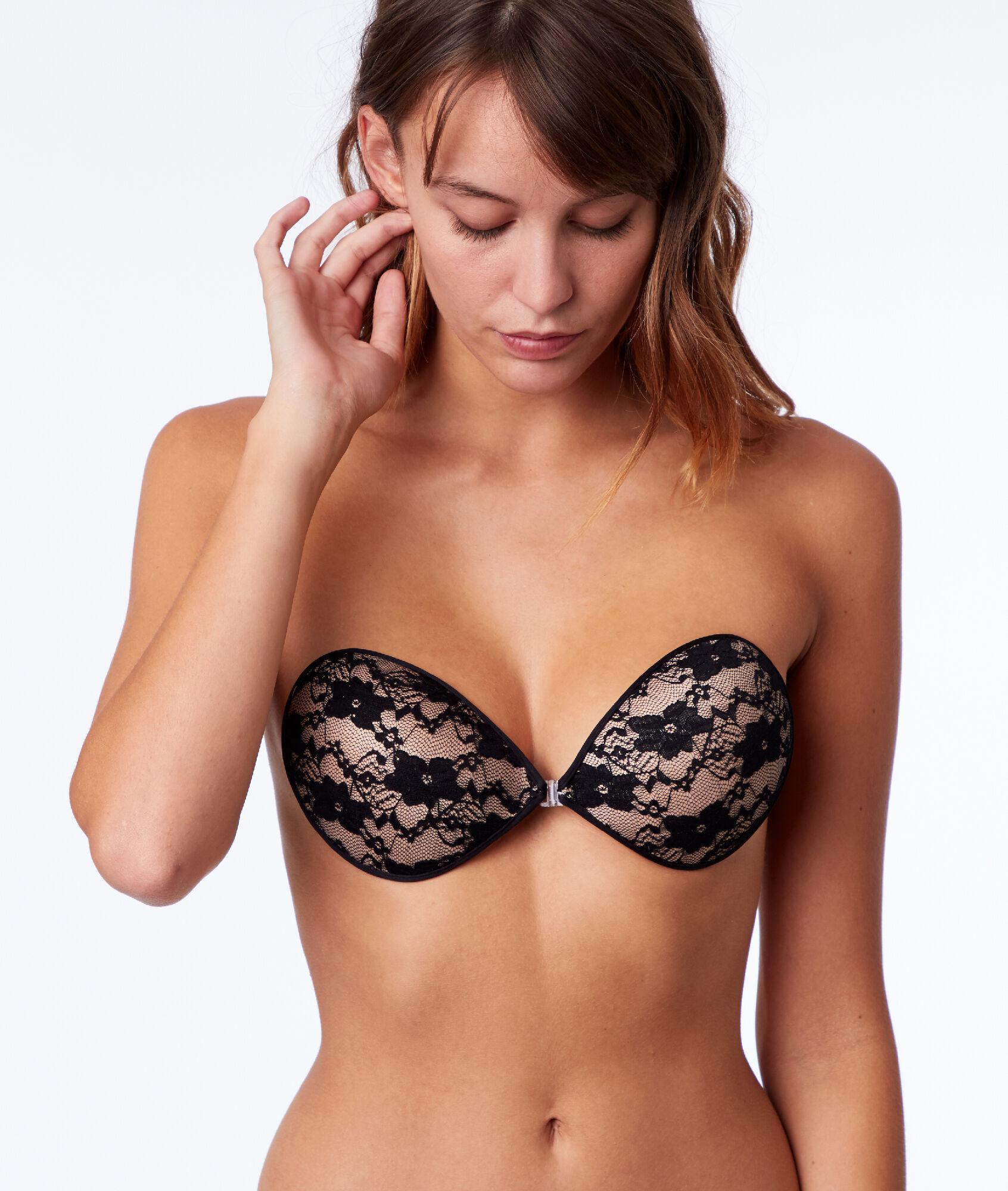 9826b0d47 Lace stick on bra - Etam