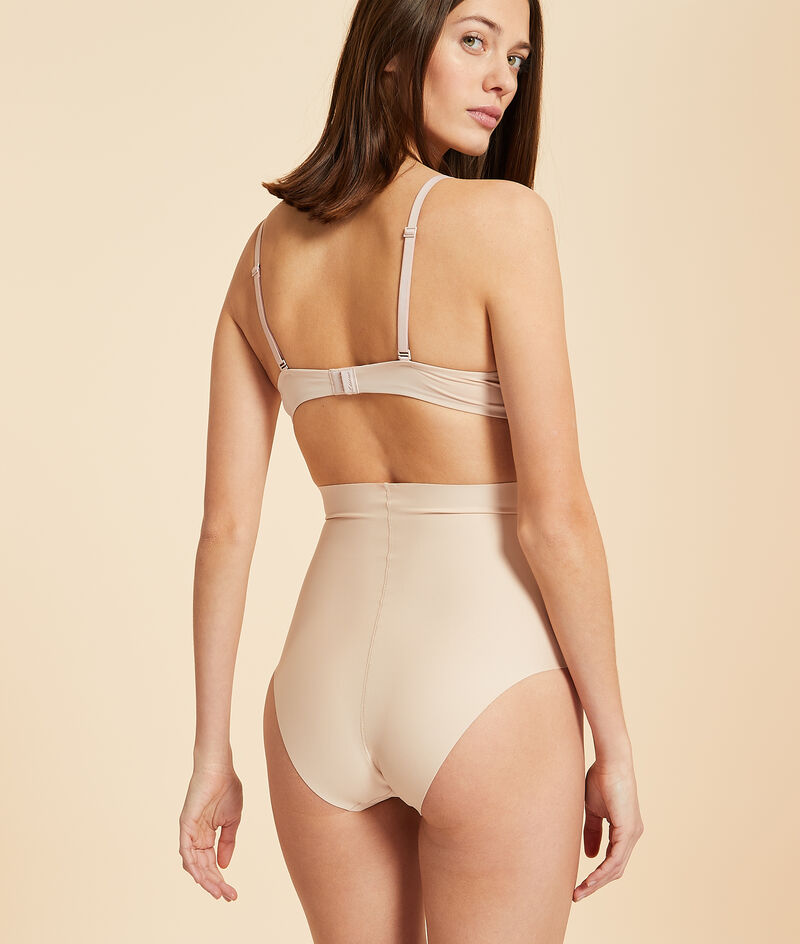 High-waisted briefs - high support;${refinementColor}