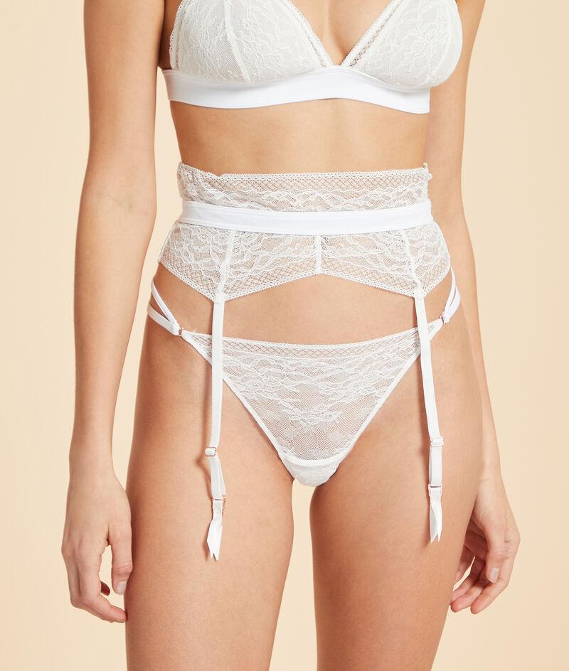 Lace suspenders;${refinementColor}