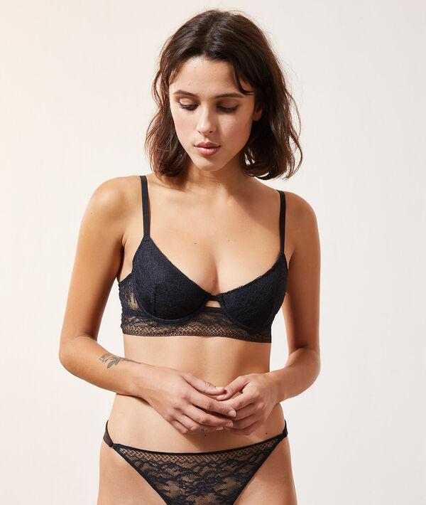 Classic ultra-thin cup bra;${refinementColor}