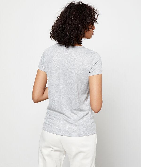 feel free' T-shirt