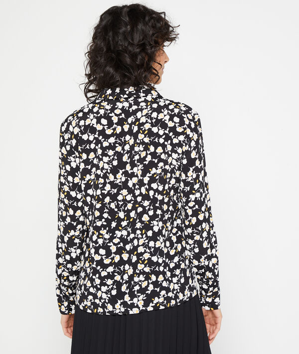 Shirt in a floral print