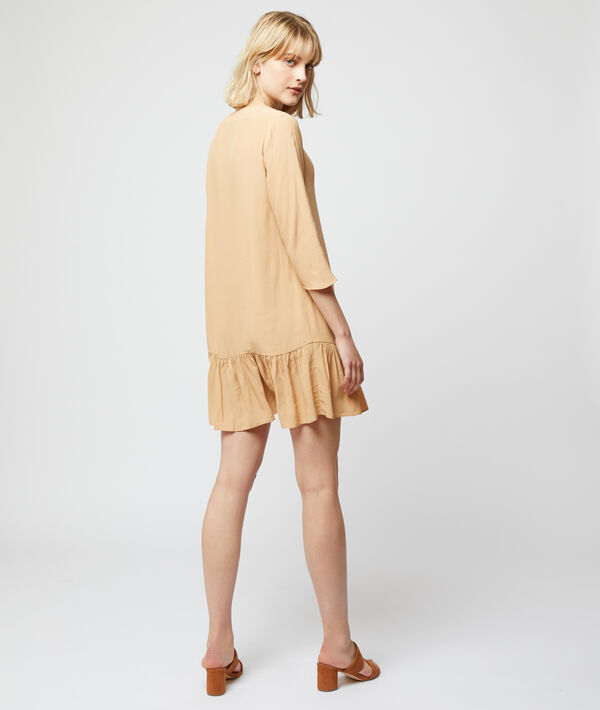 Shirt dress