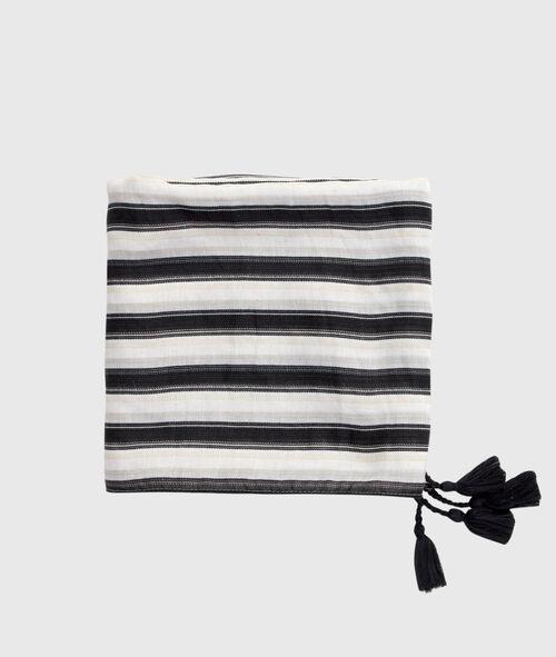 Striped lining