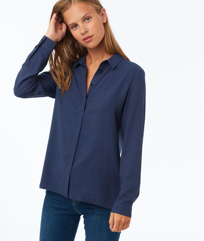 Long sleeve shirt navy.