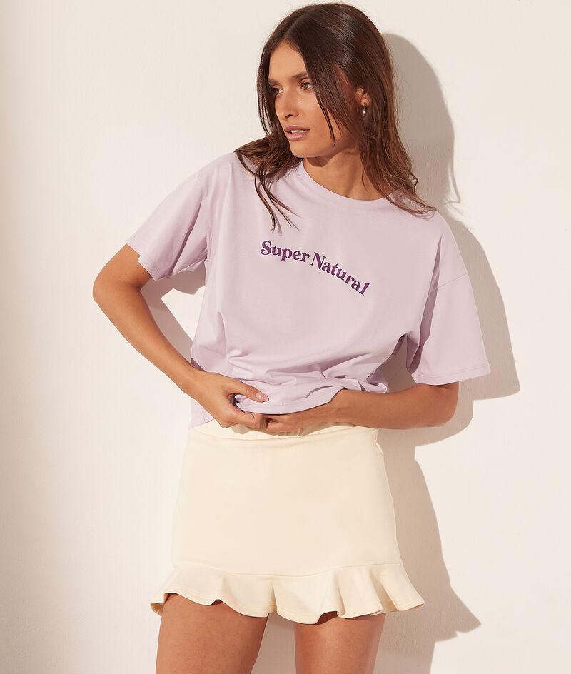 """Supernatural"" round neck T-shirt"