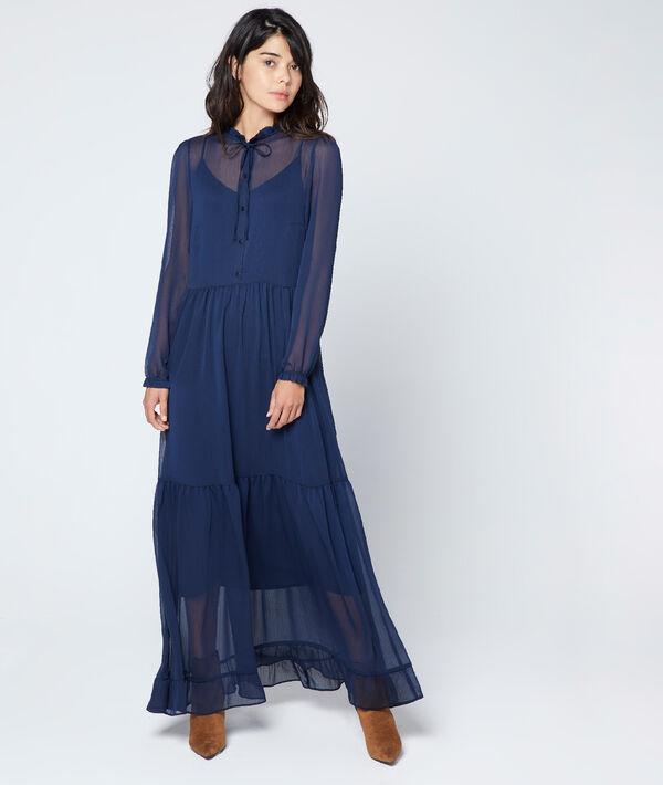 Loose maxi dress