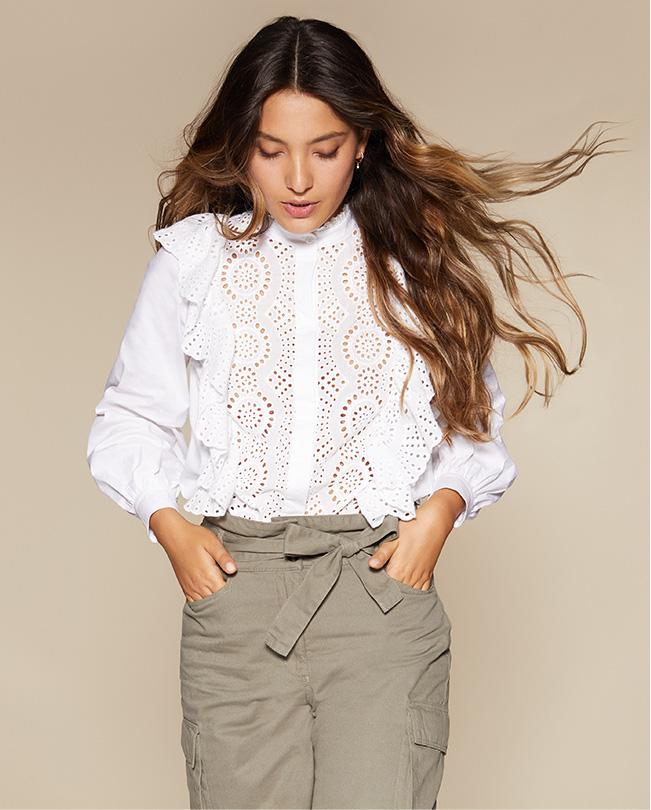 ETAM - limonello shirt