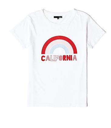 "ETAM - KIM T-shirt ""California"""